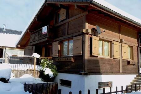 Stunning Ski Chalet Near Morzine - Lomamökki