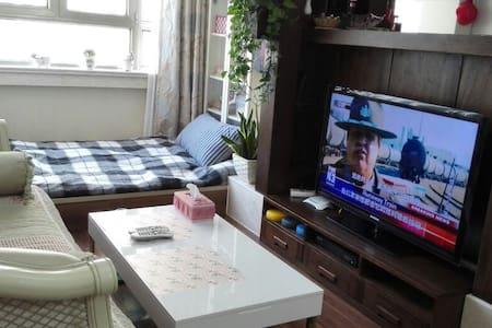长安街五棵松一线地铁北欧豪华装修阳台榻榻米单人床位 - Beijing - Apartment