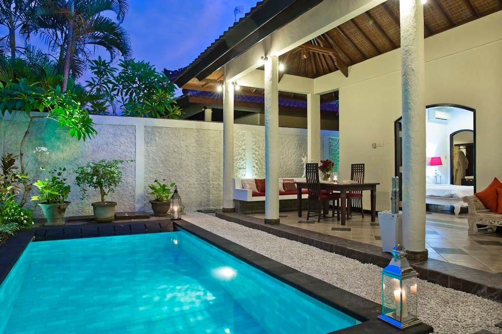 1BR Privat Luxury Villa Honeymoon