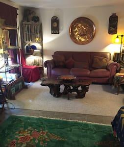 Colorful Collectors Getaway - Twain Harte - House