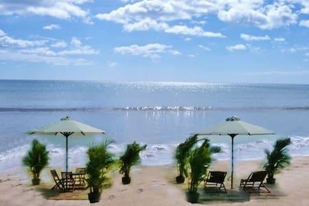 Private Beach villa in 3* Resort B2