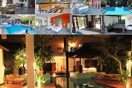 Huge, charming villa in Kerobokan