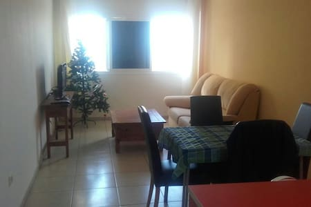 Amazing room (wifi)Front tthe beach - Apartment
