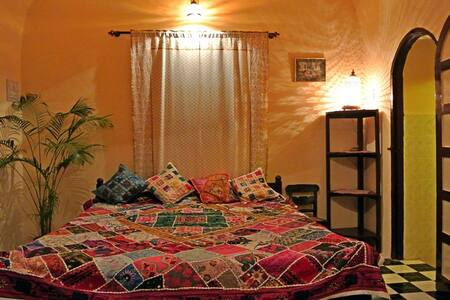 Honeymoon cottage in Villa (Anjuna)