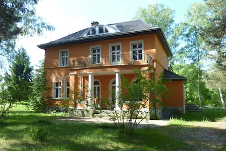 Apartment in Villa am Stadtrand - Woltersdorf