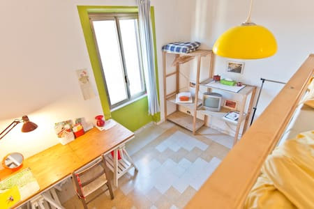 cozy rome Torpignattara double room