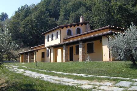"""Ville San Gregorio """"La Villa""""  - Bettona - Villa"""