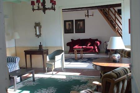 Maison charme typique du Perche - L'Hôme-Chamondot - Huis