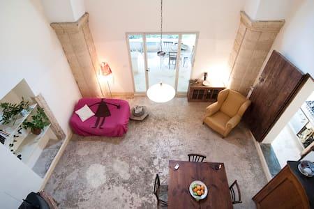 Salento centro storico con agrumeto - Apartment