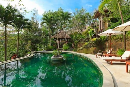 Bintang: Villa w majestic view UBUD - Vila