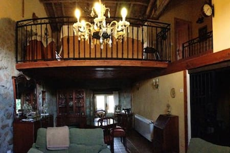 Casa rural con encanto - Blacha