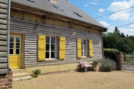 Charmant boerenhuis in de Thièrache - Coingt