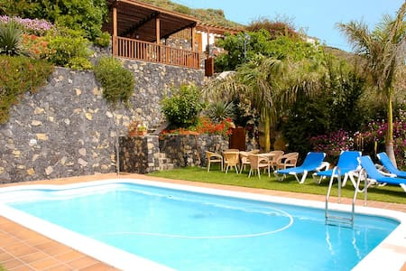 Cottage with shared pool  (LP1061) - Villa de Mazo - House