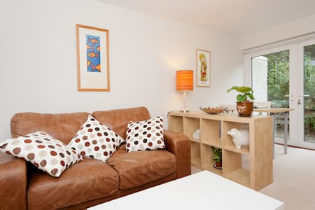 Cosy secluded apartment in Killiney