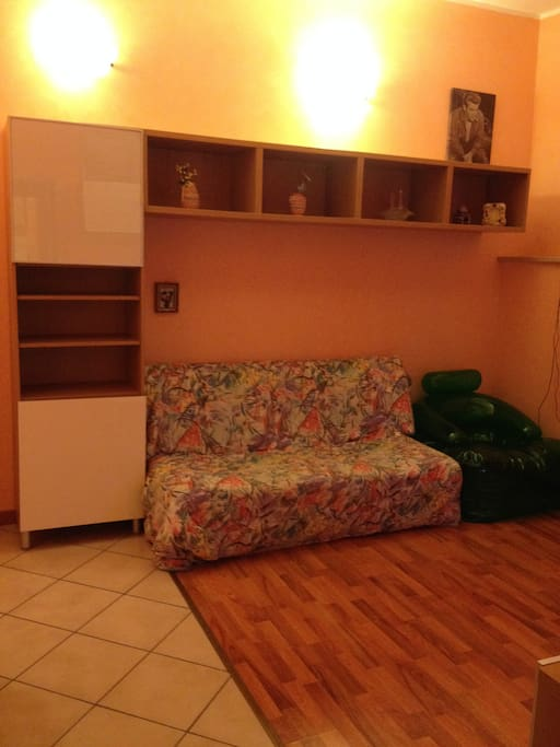 Apartment for long and short period