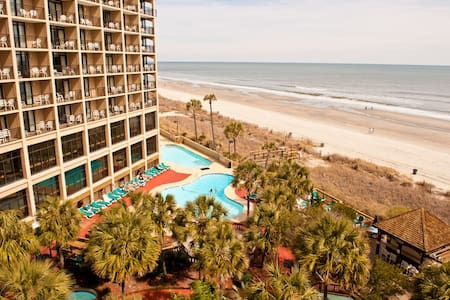 Beach Cove Resort Suite 520 - Appartement