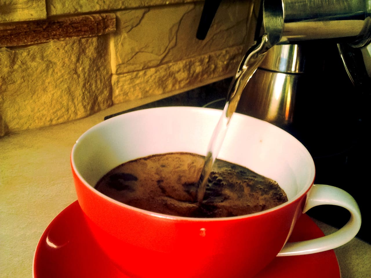 ... delicious coffee in Warsaw only in my apartment ... Amazing place from Your dreams. Visit my apartment one time and come back always.