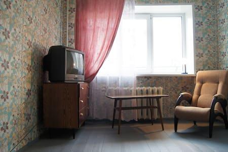 2-х комнатная квартира в стиле СССР на пр. Ленина - Apartment