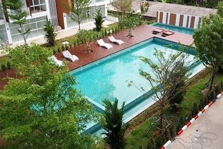 1-bedroom condo - Klong Muang beach - Apartment