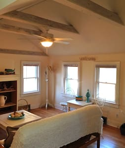 Private, Charming Westhampton StarFish Cottage. - Westhampton - Bungalow