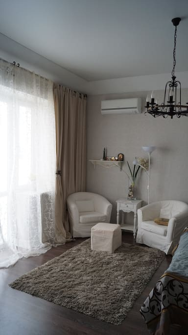 2 bedroom apartmen in Kazan city