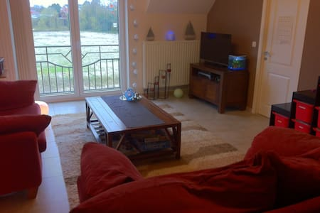Belgium B&B luxury duplex with host table - Bed & Breakfast