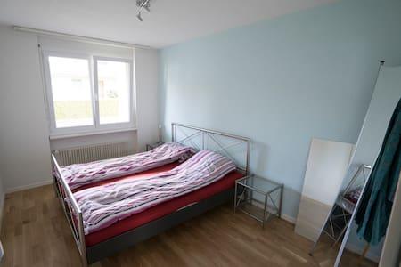 Gemütliches Schlafzimmer - Brunegg