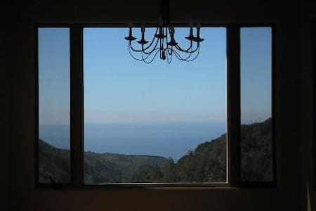 Bella Vista Big Sur ~ Ocean View - 獨棟