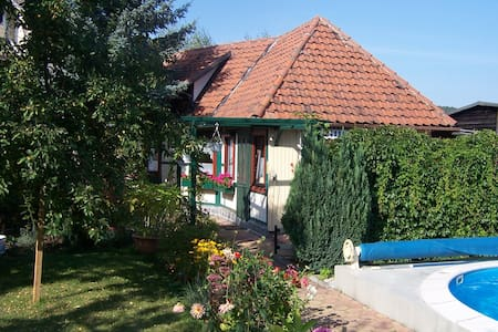 Beautiful cottage in Wernigerode! - Casa