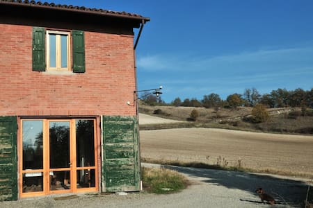 Barn in the outskirts of Bologna - Casalecchio di Reno - Apartment