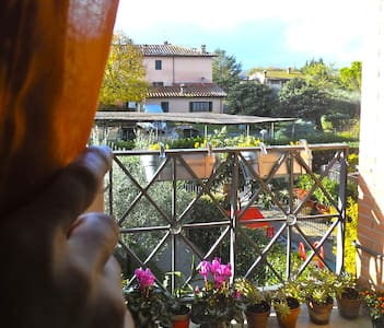 The HeSiTaNt PiLgRiM B&B - Colle di Val d'Elsa - Bed & Breakfast