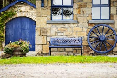 Lough Rynn Gate House  Dble Bedroom - Bed & Breakfast