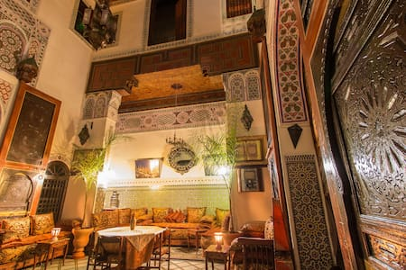 Riad Meski Guesthouse - Bed & Breakfast