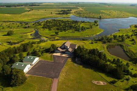 Lodge overlooking the lake - Canistota - Maison