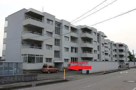 3LDK Room with Tateyama mt. view! - Lägenhet
