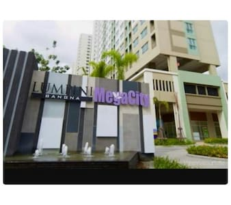 Lumpini Mega City Bangna - Apartmen
