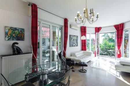 Chambre Bambou - Villa