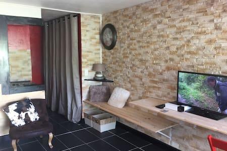Studio entièrement rénové, vue mer - Lakás