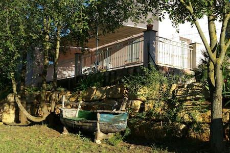 villa en provence Maison Rose  piscine hors sol - Villa
