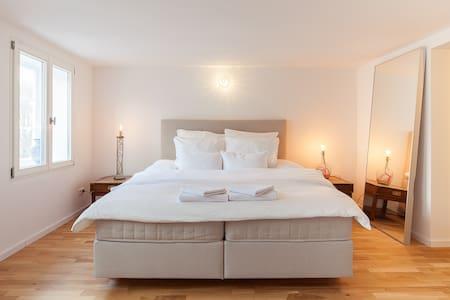 Einzigartige 3 Zimmer, sehr zentral - Wohnung