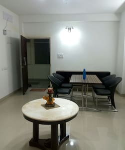 Ganges View 3BHK Apartment - Apartamento