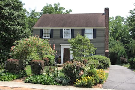 "Small Town Charm - Historic ""City"" - Bordentown - Casa"