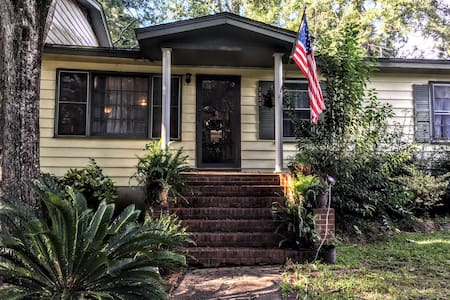 Comfortable Southern Cottage B&B - Citronelle - Casa