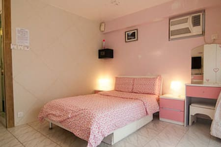 Bright and cozy room with leisure in Lamma Island - Hong Kong - Lejlighed