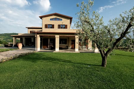 Moresco country house 2 - Apartment