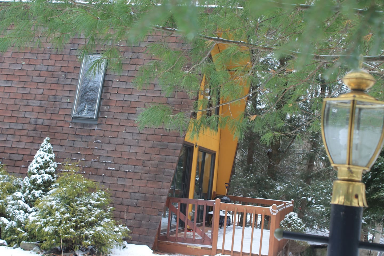 The perfect winter escape...