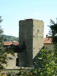 MEDIEVAL CASTLE LUNGARNO - Villa