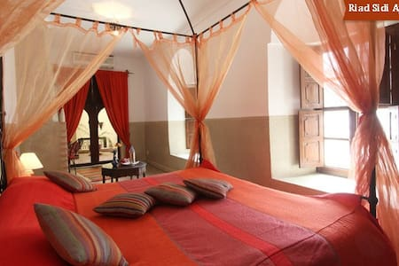 Private Bedroom in Medina B&B/Wifi. - Marrakesh - Bed & Breakfast