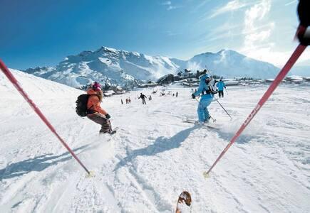 Studio refait à neuf - 15mn du ski  - 5 mn d'Evian - Publier