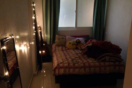 Habitación privada en depa de lujo. - Ciudad de México - Appartement